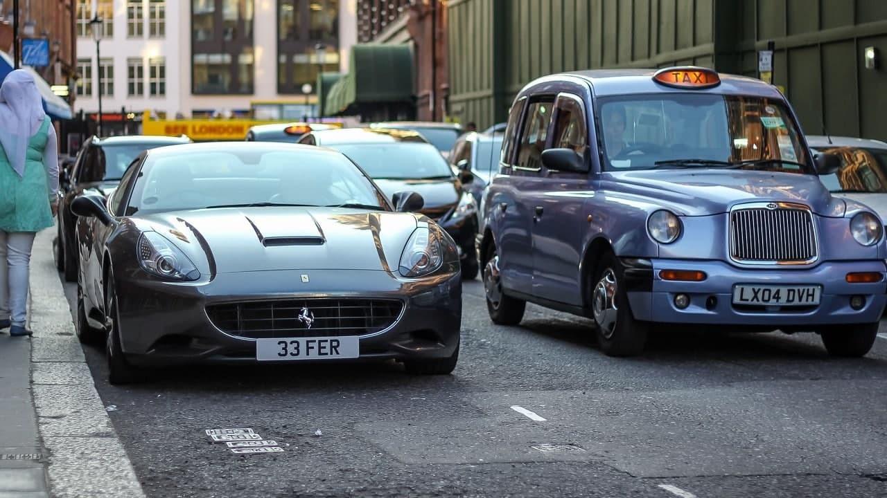 В Британии зафиксировали падение продаж новых легковых авто