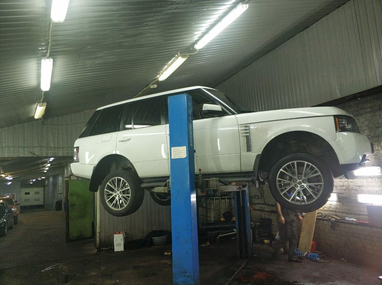 Repair Motors 1