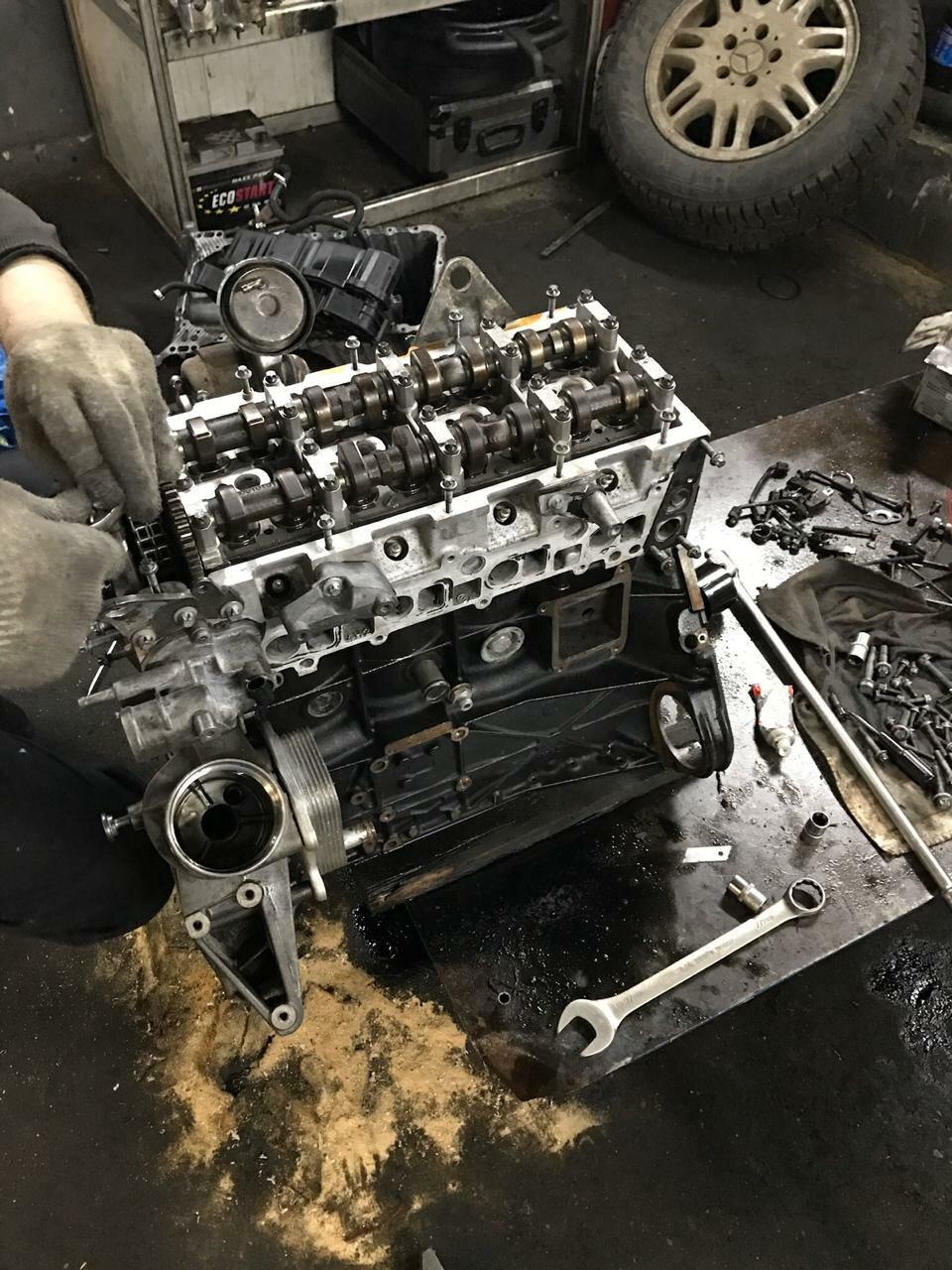 Repair Motors 8